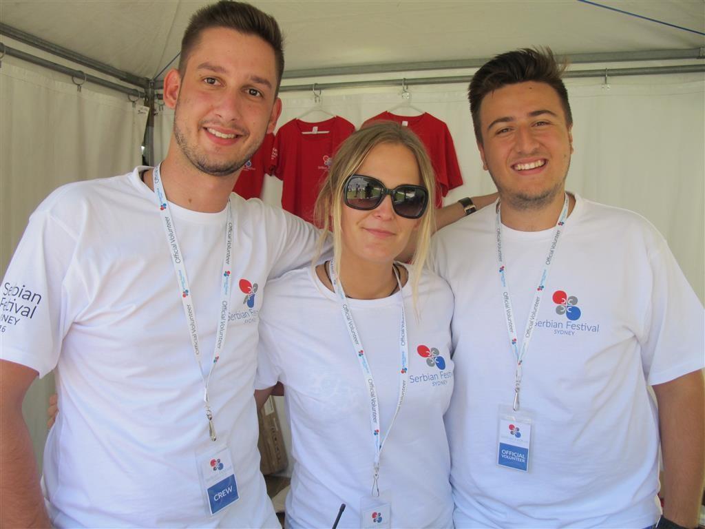 Saša Denda, Kristina Spalović i Mihajlo Mijatović