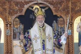 Света Архијерејска Литургија у Аделejду и опроштај са Епископом Иринејем