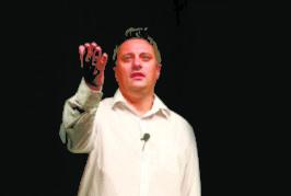 Андрија Милошевић у посети Аустралији