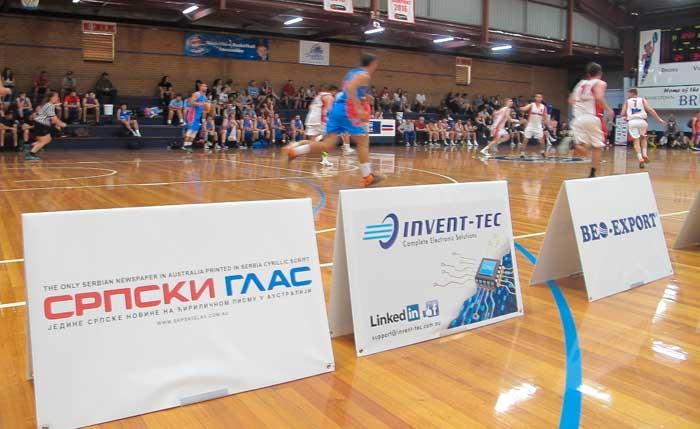 Међу спонзорима турнира био је и Српски Глас
