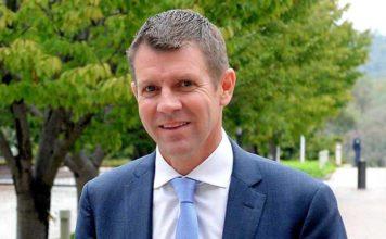 MIKE BAIRD MP Premier